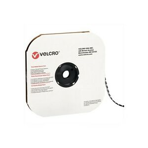 velcro Tape Individual Dots Hook 3 4 Black 1028 case