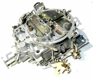 Rochester Quadrajet 4bbl Carburetor M4mc Buick Pontiac Olds Replaces 17059253