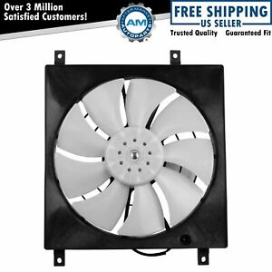 Ac Condenser Cooling Fan Assembly For 07 13 Suzuki Sx4 New
