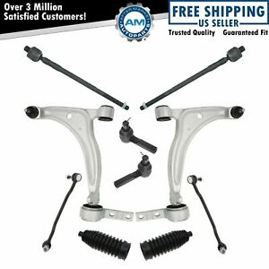 Brand New 10pc Complete Front Suspension Kit For Nissan Altima Maxima
