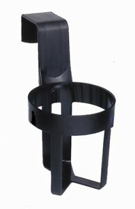Black Cup Can Holder For Car truck auto Interior Window Dash Mount