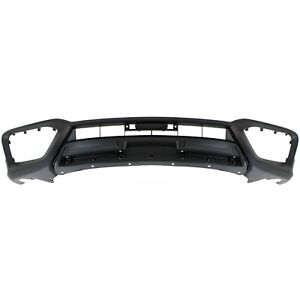 Front Lower Bumper Cover For 2013 2015 Honda Crosstour Primed