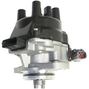 Distributor For 95 99 Nissan Sentra Blade Type Includes Cap Module And Rotor