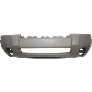 Front Bumper Cover For 2004 Jeep Grand Cherokee Textured