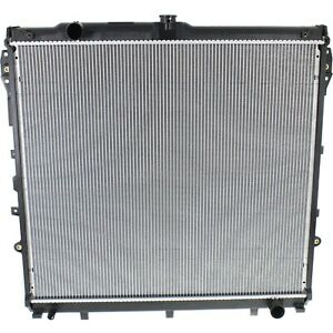 Radiator For 2007 13 Toyota Tundra 2008 14 Sequoia 8cyl