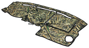 New Realtree Max 5 Camo Camouflage Dash Mat Cover For 2004 08 Ford F150 Truck