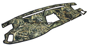 New Realtree Max 5 Camo Camouflage Dash Mat Cover For 2007 13 Tundra Truck