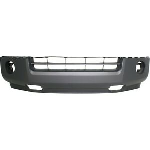 Front Lower Bumper Cover For 2007 14 Ford Expedition Textured Capa 7l1z17d957aa