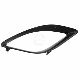 Oem 68258930aa Bumper Grille Surround Gloss Black Right Rh For Grand Cherokee