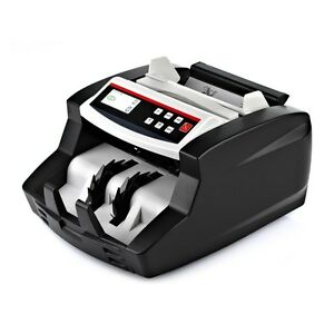 New Pyle Prmc150 Automatic Digital Cash Money Banknote Counting Machine