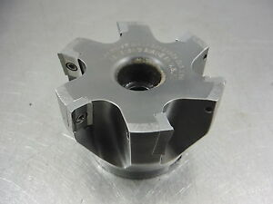 Valenite 3 Face Mill 1 Arbor M680 53963046 loc1941a