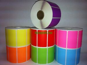 1 Roll 2 25 x1 25 Direct Thermal Barcode Labels For Zebra Lp2824 Lp2824 Lp2844