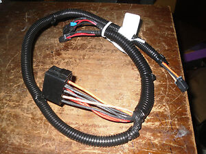 New John Deere Wiper Wire Harness For Skid Steers And Compact Tractors
