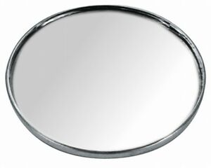 3 Stick On Blind Spot Glass Wide Side View Angle Mirror For Auto Car Truck Van