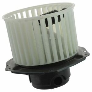 Heater Blower Motor With Fan Cage For Chevy Gmc Olds Blazer Jimmy Bravada Envoy