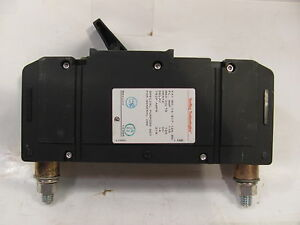 Carling Technologies Fa1 b0 917 12a bg 175 Amp 125 Volt Dc Disconnect Breaker