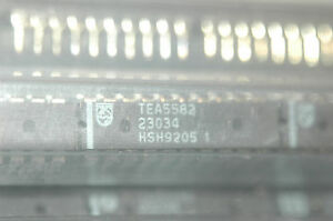 Philips Tea5582 20 pin Dip Pll Stereo Decoder Ic New Lot Quantity 50
