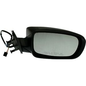 Power Mirror For 2011 2014 Dodge Charger Right Paintable Manual Folding
