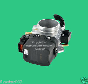 Oem New Fuel Injection Intake Throttle Body Housing Actuator For Saab 9 3 9 5
