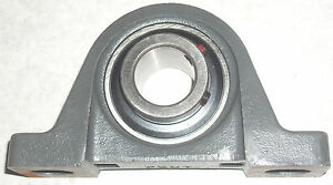Peer P207 Pillow Block Bearing Uc207 20 W 1 1 4 Shaft 2 1 2 Bolt