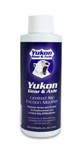 Yukon Friction Modifier Posi Additive Limited Slip Clutch Lsd Rearend