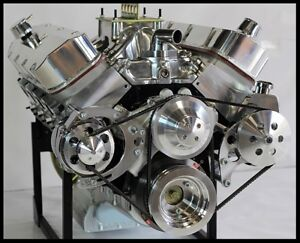 Chevy Bbc 572 Stage 8 0 Turn Key Engine Dart Block 740 Hp