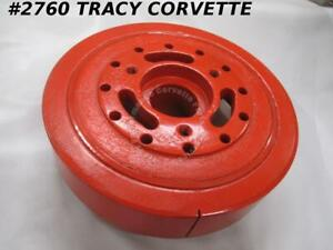 1965 1972 Corvette Used 3870325 396 402 427 8 Harmonic Balancer 66 67 68 69 70