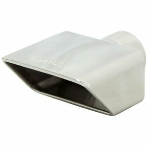 Flowmaster 15354 Exhaust Tip Polished Stainless Steel Single Direct Fit