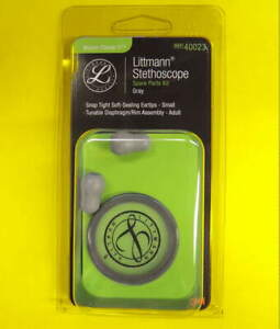 40023 3m Littmann Stethoscope Spare Parts Kit Master Classic Ii Gray