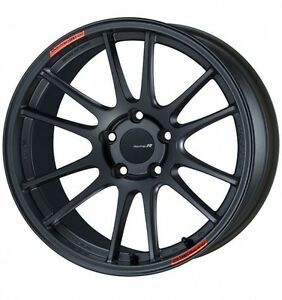 Enkei Gtc01rr 18x11 Racing Wheel Wheels 5x114 3 5x120 Et16 30