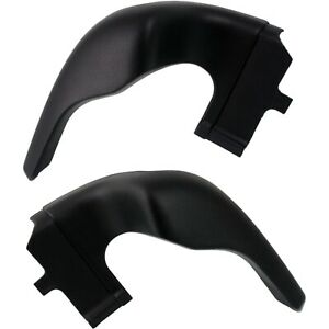 Bumper End Caps For 2005 2015 Toyota Tacoma Set Of 2 Rear Primed