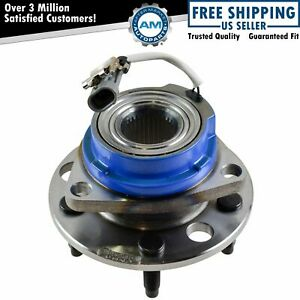 1 Front Wheel Hub Bearing Abs For 1992 1999 Chevy Buick Cadillac Pontiac