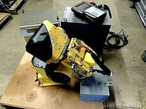 Fanuc Robot Model Lr Mate 200ib 5p With Controller R j3ib Mate 3