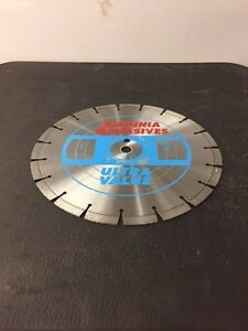 New 14 Diamond Blade Wet Concrete Brick Segmented Saw Tile Cutting Disc