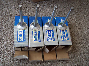 1966 66 Ford Galaxie Xl 500 Nos 427 Dual Quad Exhaust Valves C5az 6505 G