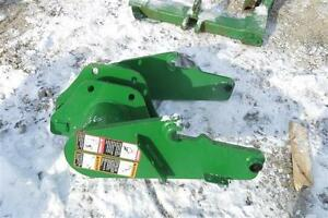 John Deere Loader Brackets For 553 563 Loaders On 5065 75 95m Tractors Bw15878