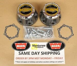 Warn Locking Hubs 19 Spline Dana 44 Big Hub Externally Splined