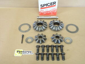 Spider And Side Gear 35 Spline Internal Kit Ford F350 One Ton Dana 60 Front Fits 1988 Ford