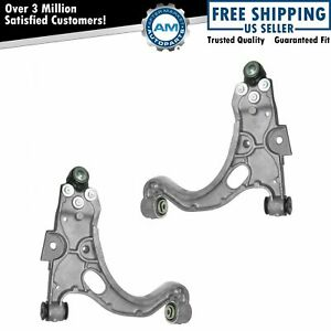Front Lower Control Arms Left Right Pair Set For Buick Cadillac Olds Pontiac