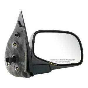 Power Mirror For 2002 2005 Ford Explorer Right With Puddle Light Textured Black
