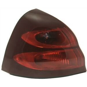 Tail Light For 2004 2008 Pontiac Grand Prix Driver Side