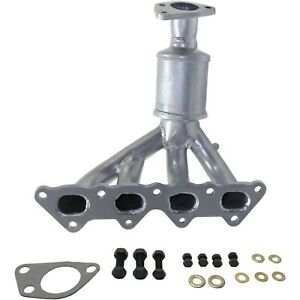 New Catalytic Converter For 2001 2005 Eclipse 2002 2005 Sebring Stratus Front