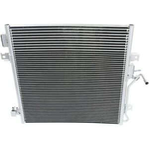 Ac Condenser A c Air Conditioning For Dodge Nitro Jeep Liberty Truck Suv New