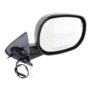 Power Mirror For 1997 2000 Dodge Dakota Right 6 X 9 In Manual Folding Textured