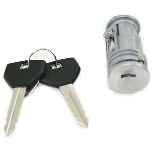 Ignition Lock Cylinder W Key For Dodge Chrysler Jeep Plymouth