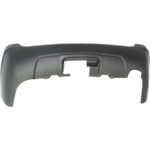 Rear Bumper Cover For 99 2004 Jeep Grand Cherokee Primed