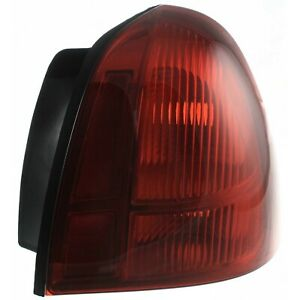 Tail Light For 2003 2011 Lincoln Town Car Passenger Side
