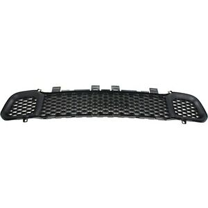 Front Bumper Grille For 2014 18 Jeep Cherokee W o Cruise Control Excl trailhawk