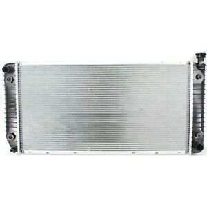 Radiator For 94 2000 Chevrolet Gmc C K Models With Transmission Cooler 89019344