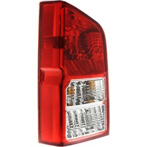 Tail Light For 2005 2012 Nissan Pathfinder Driver Side